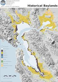 San Francisco Ca Map by View Ecoatlas Baylands Maps San Francisco Estuary Institute