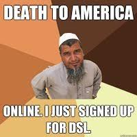 Racist Muslim Memes - ordinary muslim man the rhetoric of memes