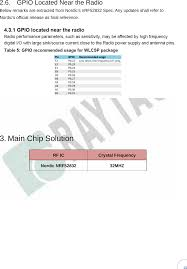 mdbt42 bt 4 2 module user manual raytac corp