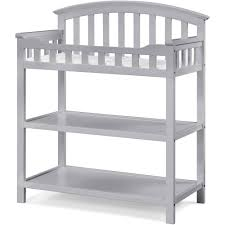 Badger Basket Baby Changing Table With Six Baskets Badger Basket Changing Table With Six Baskets Cherry Walmart