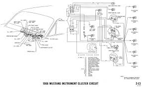 1965 mustang instrument cluster emergency brake warning light ford forums ford
