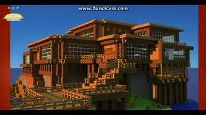 top ten minecraft houses 2015 video dailymotion