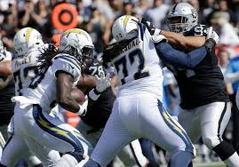Raiders Flag Football Chargers Vs Raiders Live Updates From Oakland Alameda County