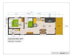 floor plans deluxe cabins general coach
