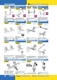 stroma thermostatic bath shower mixer tap toolstation stroma thermostatic bath shower mixer tap close catalogue 146 catalogue p146