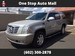 2007 used cadillac escalade 2007 cadillac escalade awd luxury suv