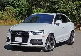 audi q3 19 inch wheels 2017 audi q3 2 0 tfsi quattro technik road test review