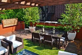 chicago roof deck garden hgtv