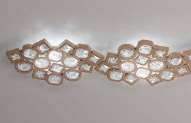 Wohnzimmerlampe H Fner Stardust Led Wandleuchte Deckenleuchte Von Marchetti