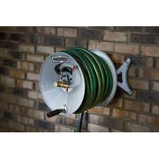 stylish rapid reel wall mount garden hose reel garden hose reel