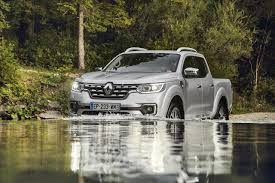 renault pickup truck renault alaskan pickup goes on sale in europe this september