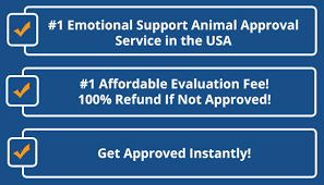 online emotional support animal letters