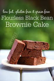 southern in law recipe healthy grain free black bean brownie cake