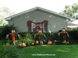 fall yard turns u2026 spooooky the seasonal home