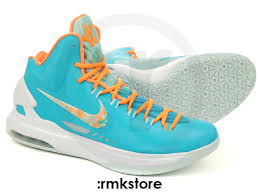 kd easter 5 nike kd 5 v easter turquoise blue photo blue total orange