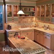 small kitchen space saving ideas small kitchen space saving tips family handyman