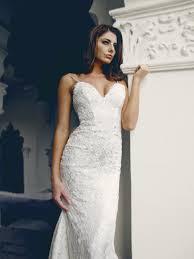 backless lace wedding dress lauren elaine isla