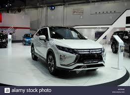 mitsubishi uae dubai uae 14th nov 2017 dubai international motor show 2017