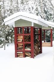 57 best firewood storage shed images on pinterest firewood