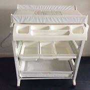 Changing Table With Bath Tub Change Table Bath Tub Gumtree Australia Free Local Classifieds