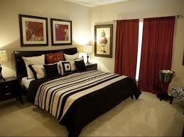 great red and black master bedroom 54 in home interior design
