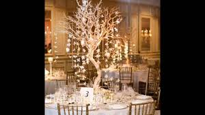 easy winter wedding table decorations