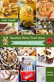 Large Party Dinner Ideas - best 25 baseball party foods ideas on pinterest baseball food