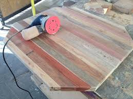 tongue and groove table saw how to make a reclaimed tongue groove table top