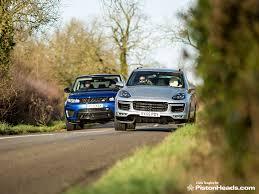 porsche cayenne turbo vs turbo s range rover sport svr vs porsche cayenne turbo s pistonheads