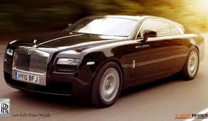 rolls royce new 2013 wraith car model naming high names agency