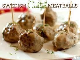 swedish cocktail meatballs u2022 food folks and fun