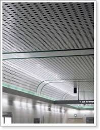 Interior Metal Wall Panels Perforated Metal Wall Panels The Function And Application Of