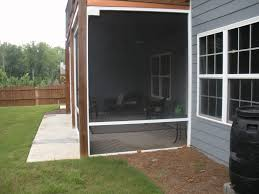Temporary Patio Enclosure Winter by Screen Porch Kits Install On Awnings To Make A Porch Enclosure