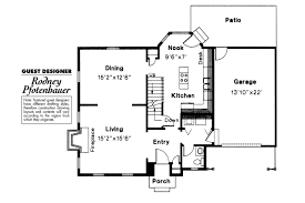 colonial floor plans amazing 2 colonial house plan ellsworth 30