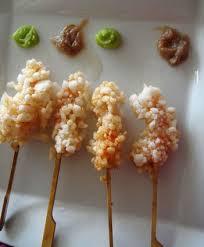 cuisine moleculaire recette crevettes soufflees aux chips de crevette cuisine moleculaire à