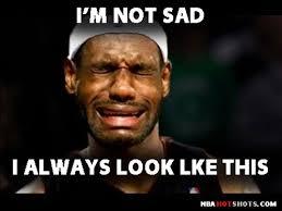 Lebron James Crying Meme - funny crying meme 28 images baby crying face funny meme photo