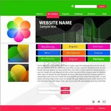 100 best html website templates images on pinterest page design