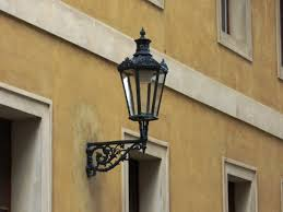 Old Lantern Light Fixtures by Free Images Shine Blue Street Light Lampshade Street Lamp
