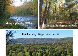 Harold Parker State Forest Map by Gone Hikin U0027 Huckleberry Ridge State Forest Ny Lenape Ridge And