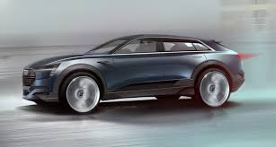 tesla concept audi u0027s all electric concept suv is already being called a tesla