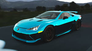 lexus chrome forza horizon 2 lexus lfa let u0027s drive youtube