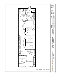 Example Floor Plans Dental Office Design Floor Plans Crtable