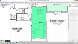 basic floor plan tutorial 2 youtube