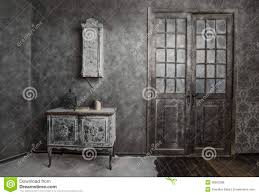 interior of old abandoned house stock photo image 38902998