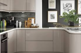 Gloss White Kitchen Cabinets Pimlico New Lacquered Kitchens Benchmarx Kitchens And