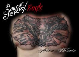 sailor jerry esque chest created by adam natonio