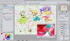 clip studio paint alternatives and similar software
