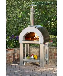 Outdoor Pizza Oven Alfa Forno 5 Wood Fired Pizza Oven Hayneedle