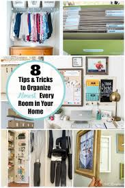8 tips and tricks for organizing your home yesterday on tuesday