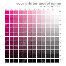 Pantone Color Names 225 Pantone Color Chart Cliparts Stock Vector And Royalty Free